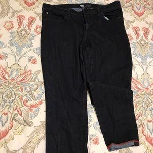 Gap Legging Jeans, size 14